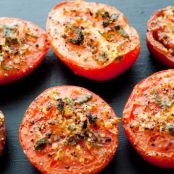 Tomato Halves - Grilled