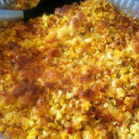 Mexican Corn Bake