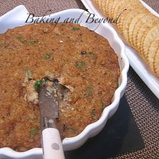 Clam Dip - Baked