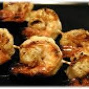 Smoked Shrimp Cocktail