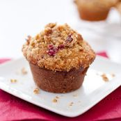 Cranberry Pecan Muffins