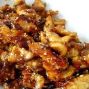 Easy Slow Cooker Teriyaki Chicken