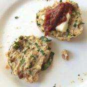 Savory Kale-Bacon Biscuits