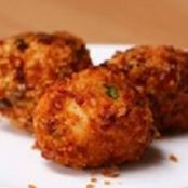 Cheesy Chicken Balls