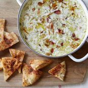 Warm Artichoke & Bacon Dip