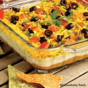 7-Layer Mexican Dip