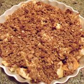 Autumn's Apple Crumble