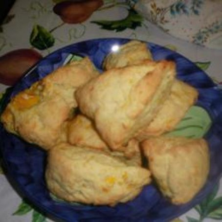 Copycat Panera Bread Double Orange Scones