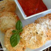Fried Ravioli with Marinara Dipping Sauce