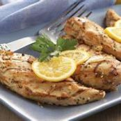 Herbed Lemon Chicken Breasts