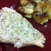Cheese-Topped Tilapia