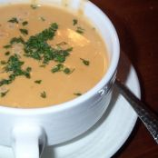 Lobster Bisque Liken to Red Lobster's