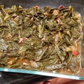 K's Slow Cooker Collard Greens