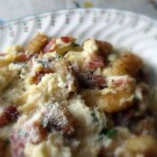 Gnocchi Breakfast Scramble