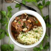 lamb tagine - a feast for the senses!