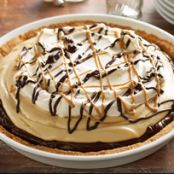 Mile High Peanut Butter Pie