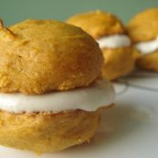 Pumpkin Whoopie Pies and Mini Cakes