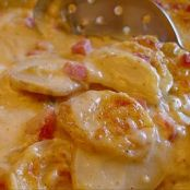 Jan's Scalloped Potatoes and Ham
