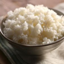Steamed White Rice Recipe