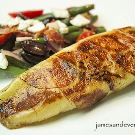 Potato Crusted Cod Recipe 4 3 5