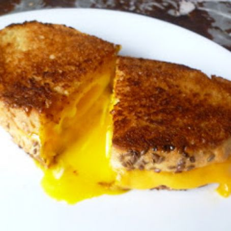 Double-Surprise Grilled Cheese