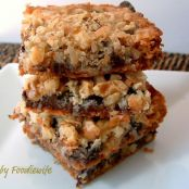 Magic Cookie Bars (Hello Dollies)