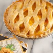 Nita's Secret Peach Pie