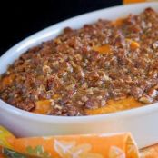 Sweet Potato - Perfect Casserole