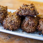 Low Carb Chocolate Coconut Macaroons
