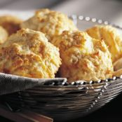 Bisquick Heart Smart® Cheese-Garlic Biscuits W. W. Points Plus  3