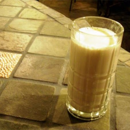 Almond Milk or Chocolate Mayan Milk
