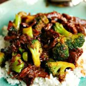 (Crockpot) Beef and Broccoli