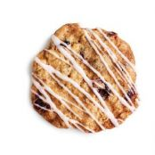 Chewy Oatmeal-Cranberry Cookies