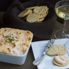 Hot Spicy Crab Dip
