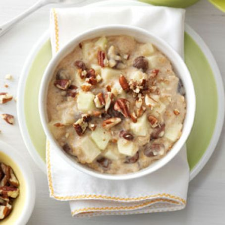 Raisin Nut Oatmeal Recipe