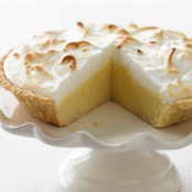 White Chocolate Lemon Meringue Pie