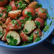 Spicy New Potato Salad