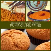 Pumpkin Muffins or Cookies