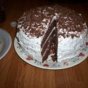 Hershey Candy Bar Cake