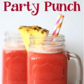 Aloha Party Punch!
