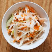 Quick Curtido (Mexican Cabbage Slaw)