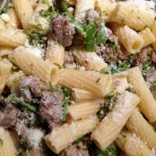 Pasta with Broccolini and Sausage