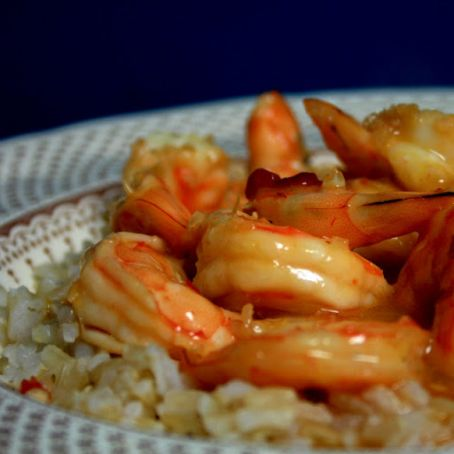 Shrimp: Sweet and Spicy