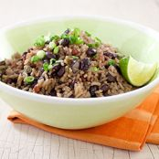 Cuban-Style Black Beans and Rice (Moros y Cristianos)