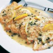 Flat Belly - Chicken Piccata