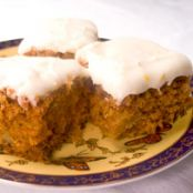 Carrot Cake With Everything