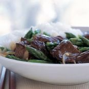 Williams-Sonoma Beef and Asparagus Stir-Fry