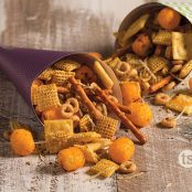 Goblin'-It-Up Snack Mix