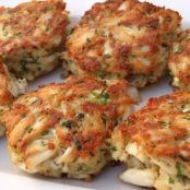 Seafood: Maryland Crab Cakes with  Tartar Sauce
