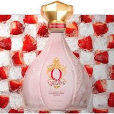 Strawberry Qream Float